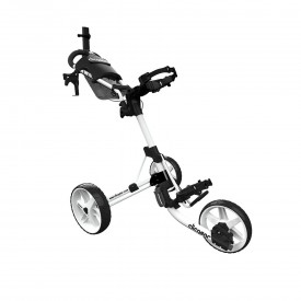 Clicgear Model 4.0 3 Wheel Push Trolley