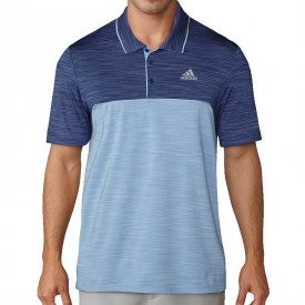 adidas Ultimate 365 Heather Polo Shirts