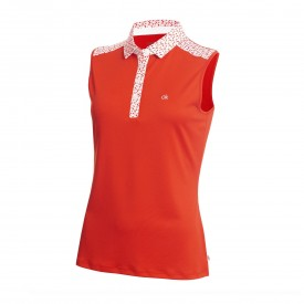 Calvin Klein Catalina Sleeveless Polo