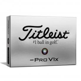 Titleist Pro V1X -Left Dash