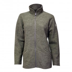 Ivanhoe Bella Long Ladies Full Zip Mid Layers