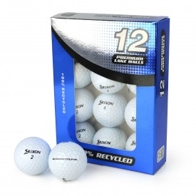 Second Chance Srixon AD333 Tour Recycled Golf Balls