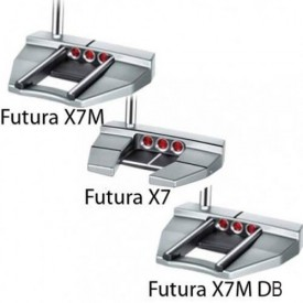 Titleist Scotty Cameron Futura X7 Putters