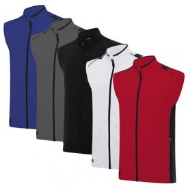 Adidas Climaproof Stretch 3-Stripes Wind Vests