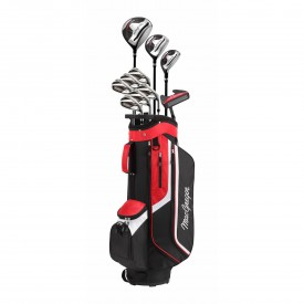 MacGregor Cart Bag Steel Package Set