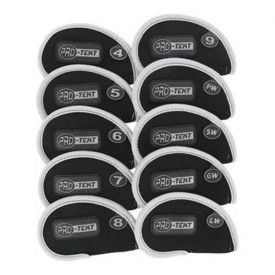 Brand Fusion Pro-tekt Neoprene Magnetic Iron Head Covers 4-LW