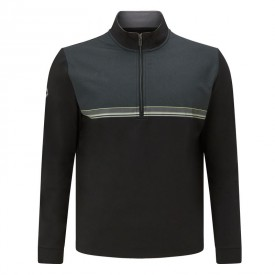 Callaway 1/4 Zip Print Chill Out