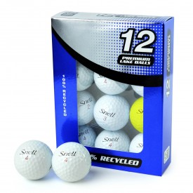 Second Chance Snell Mix Of Recycled Golf Balls