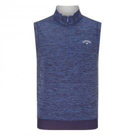 Callaway Heathered Water Repellent Vests