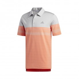 adidas Ultimate Gradient Block Stripe Polo