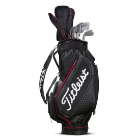 Titleist Midsize Staff Bags - Jet Black 2021