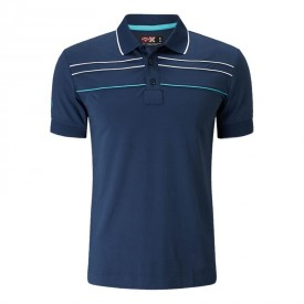 Callaway Junior Chest Piped Polo Shirts