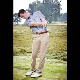 Stromberg Dakota Funky Golf Trousers