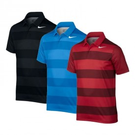 Nike Junior Bold Stripe Polo Shirts