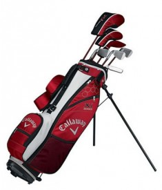 Callaway XJ Junior golf set (Ages 9-12)