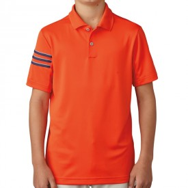 adidas Junior 3-Stripes Polo Shirts
