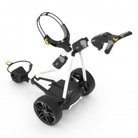 Powakaddy FW3s Golf Trolley (18 Hole Lithium Battery)