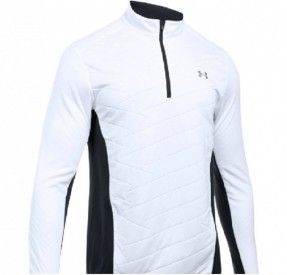 Under Armour Reactor Hybrid 1/2 Zip Tops