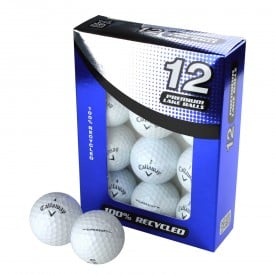 Second Chance Callaway Mix Of Recycled Golf Balls