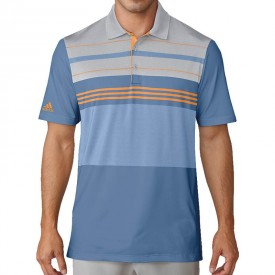 adidas Ultimate 365 Engineered Block Polo Shirts