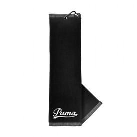 Puma Jacquard Tri-Fold Towels