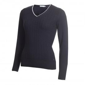 Green Lamb Gerda Cable Sweaters