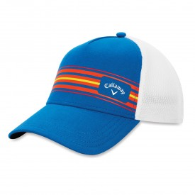 Callaway Stripe Mesh Adjustable Cap