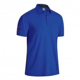 Callaway Stitched Colour Block Polo Shirts