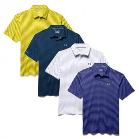 Under Armour Coldblack Address Stripe Polo