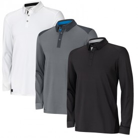 Adidas Fall Weight Heather Polos