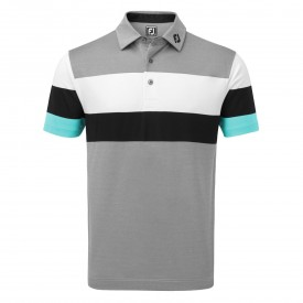 Footjoy Engineered Birdseye Pique Polo
