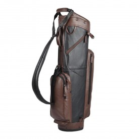Sun Mountain Leather Cart Bags