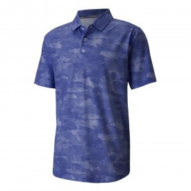 Puma Solar Camo Junior Polo Shirts