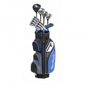 MacGregor DCT3000 Cart Bag Graphite Package Set