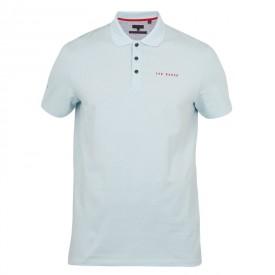 Ted Baker Golf Birkdal Geo Printed Polo Shirt
