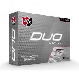 Wilson Duo Soft+ Golf Balls