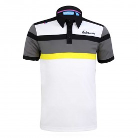 Bunker Mentality Bright Stripe Polo Shirts
