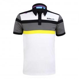 Bunker Mentality Bright Stripe Polo Shirts