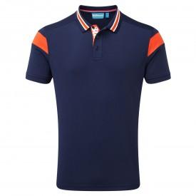Bunker Mentality Sports Back Polo Shirts