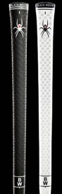 Black Widow Tour Silk Golf Grips