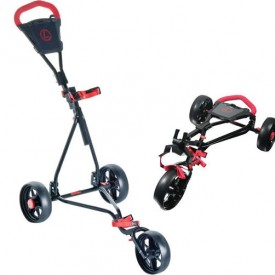 Longridge 3 Wheel Adjustable Junior Trolley