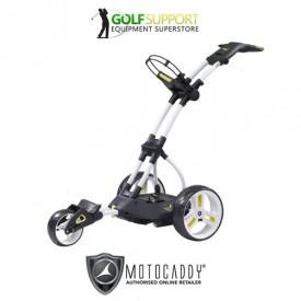 Motocaddy M1 Pro Electric Golf Trolleys (36 Hole Lithium Battery)