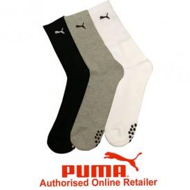 Puma Sport Crew Socks 3-Pack