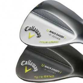 Callaway Mack Daddy 2 Tour Grind Wedges