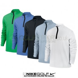 Nike ½ Zip Banded Tech Cover Ups