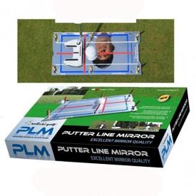 Putter Line Mirror - PLM