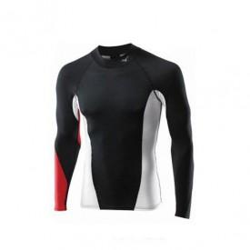 Mizuno Breath Thermo Virtual Body High Neck Shirts
