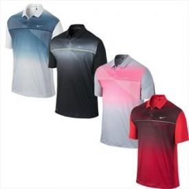 Nike TW Seasonal Bold Stripe Polo
