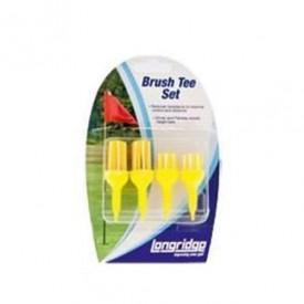 Longridge Brush Tee Set
